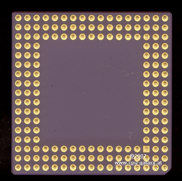 Cpu Galaxy Vintage Chips Intel 80386 Section